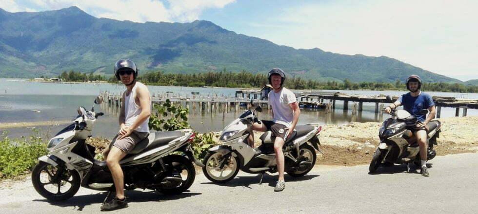 hoian to hue moto bike tour