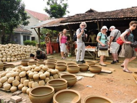 Thanh Ha Pottery - Hoi An Motorbike Tour