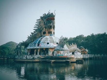 Ho Thuy Tien Water Park - Hue, Viet Nam