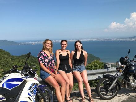 Hai Van Pass - Danang to Hue Motorbike Tours